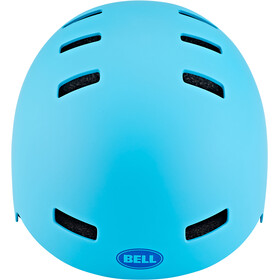 Bell Span Casque Enfant, matte bright blue
